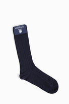 John Smedley Sea Island Cotton Socks