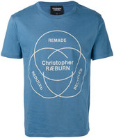 Christopher Raeburn ethos print T-shirt - men - Cotton - XS