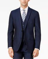 Bar III Midnight Blue Slim-Fit Jacket