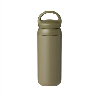Kinto Day Off Tumbler Travel Mug 500 Ml Khaki