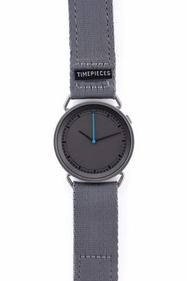 Rosendahl Unisex Analogue Quartz Watch with Nylon Strap 43571