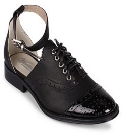Wanted Cherub Two Piece Oxford Women's Shoes