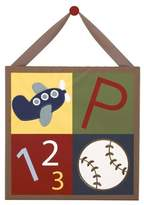 CoCalo 1-piece Canvas Art in A to Z Boy