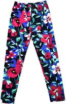 Cherokee Girl's Floral Leggings