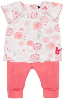 3 Pommes New-Born Girl Outfit
