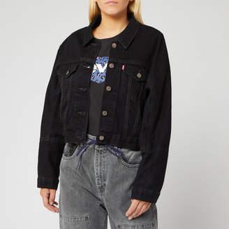 Levi's Women's Future Vintage Trucker Jacket - Future Fringe - XS