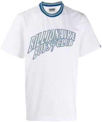 Billionaire Boys Club logo print T-shirt