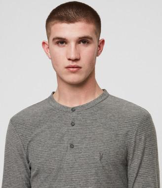 AllSaints Raphael Henley T-Shirt