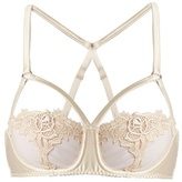 Fleur of England Golden Hour lace balconette bra