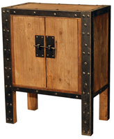 nuLoom Boho 2-Door Cabinet