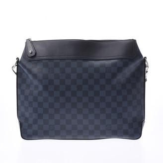 Louis Vuitton Damier Cobalt Canvas Greenwich Messenger Bag