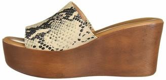Madden-Girl Women's KARRMEN Wedge Sandal