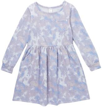 Harper Canyon Printed Pocket Dress