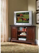 Lafayette Home Styles Cherry Corner TV Stand