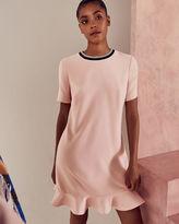 Ted Baker Tunic peplum dress