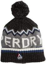Superdry Men's M90004KP Beanie,(Manufacturer Size: OS)