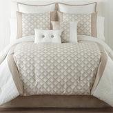Asstd National Brand Quad 6-pc. Jacquard Comforter Set