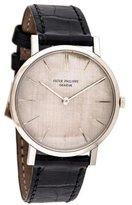 Patek Philippe 3426 Classique Watch