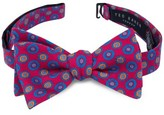 Ted Baker Men's Medallion Silk Bow Tie