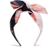 Benoit Missolin Pekin bow headband