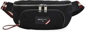 Bally Men's Trainspotting Belt Bag w/ Leather Trim