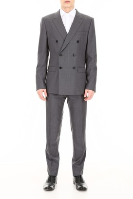 Dolce & Gabbana Prada Double-Breasted Suit