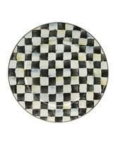 Mackenzie Childs MacKenzie-Childs Courtly Check Platter & Bowl