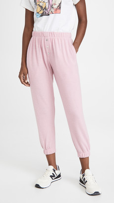 DONNI Sweater Henley Sweatpants
