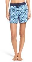 Tommy Bahama Women's Shibori Cover-Up Shorts