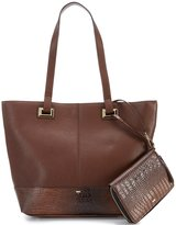 Kate Landry Functional Friend Tote with Wristlet