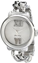 Glam Rock Women's GR77031 Bal Harbour Analog Display Swiss Quartz Silver Watch