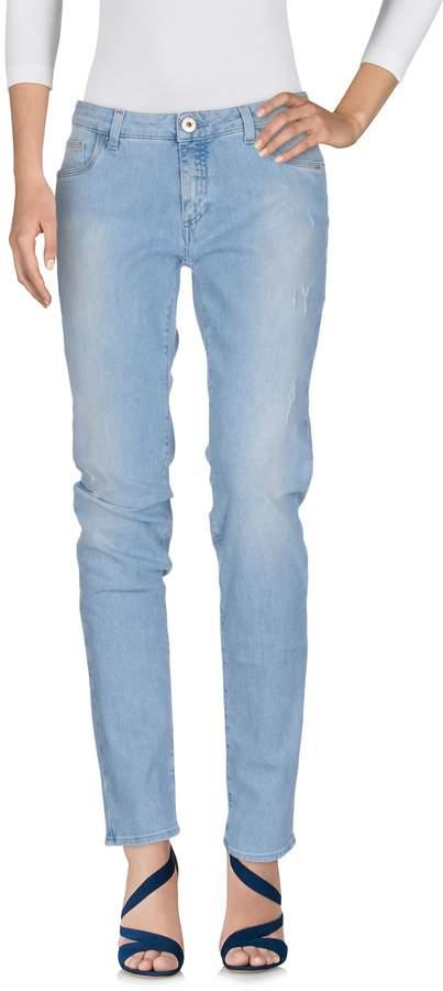 Tru Trussardi Denim pants - Item 42614002