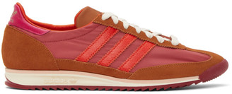 Wales Bonner Pink adidas Originals Edition SL72 Sneakers