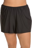 Penbrooke Plus Size Solid Swim Short 7538165