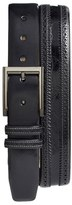Mezlan Men's 'Diver' Crocodile Leather Belt