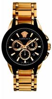 Versace Character Collection VQN060015 Men's Stainless Steel Quartz Watch