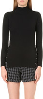 Claudie Pierlot Marchal knitted jumper