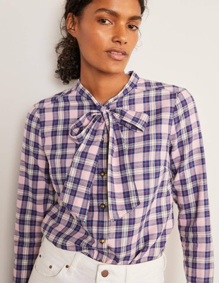 Susannah Bow Neck Shirt