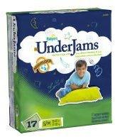 Pampers Boys' Under Jams 17-pk. - S/M