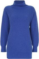 TOMORROWLAND oversized rib knit sweater