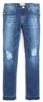 Hudson Girl's Nico Ankle Skinny Jeans