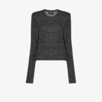 Isabel Marant Brushed Mohair Sweater