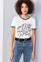 Junk Food Clothing Classic Rock Ringer Tee