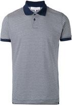 Orlebar Brown striped polo top - men - Cotton/Spandex/Elastane - S