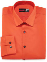 Jf J.Ferrar JF Easy-Care Solid - Big & Tall Long Sleeve Dress Shirt