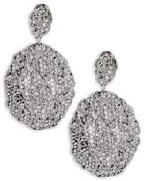 Aurelie Bidermann Vintage Lace Drop Earrings