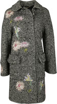 Blumarine Tweed Coat