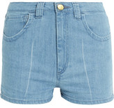Topshop Holyport Denim Shorts