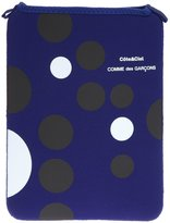 Comme des Garcons circle tablet sleeve - women - Nylon - One Size
