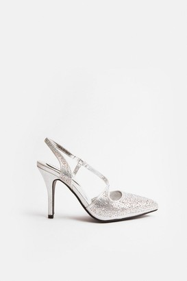 Coast Ankle Strap Pointed Court